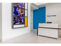 Manchester Serviced offices - Flexible M50 Office Space Rental