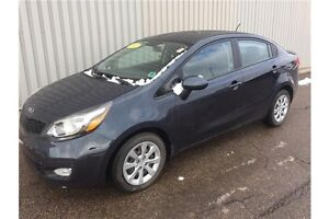 2013 Kia Rio LX+ LX+ EDITION WITH LOW KMs AND FACTORY WARRANT...