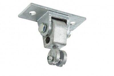 Schaukelhaken premium mit Metallplatte verzinkt - DIN EN 1176
