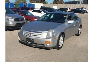 2006 Cadillac CTS Base MANUAL SOLD AS IS / AS TRADED London Ontario image 9