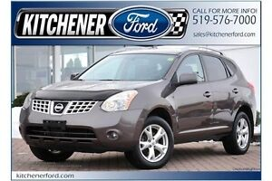 2008 Nissan Rogue SL/AWD/SUNROOF/ALLOYS/HEATED SEATS/ONLY 131...