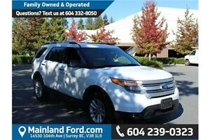 2013 Ford Explorer XLT - non-smoker -