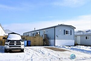 Upgraded 3 bed/2 bath on your own land. No fees!