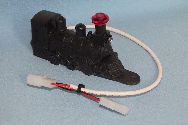 Train wreck accessory Bally Williams The Addams Family Pinball machine