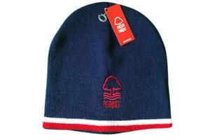 Nottingham Forest Navy Core Beanie Hat