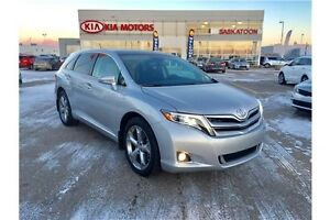 "2013 Toyota Venza Base V6 AWD, HEATED LEATHER SEATS, 7"" LCD S..."