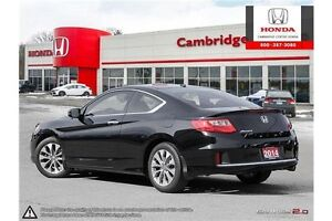 2014 Honda Accord EX-L-NAVI LEATHER INTERIOR | SUNROOF | LANE... Cambridge Kitchener Area image 4