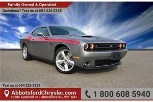 2015 Dodge Challenger SXT Plus or R/T W/ Bluetooth Hands Free