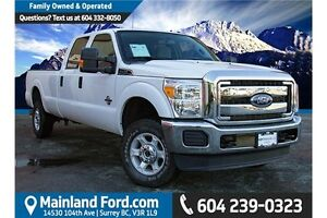 2016 Ford F-350 XLT LOCAL, LOW KM'S, NO ACCIDENTS