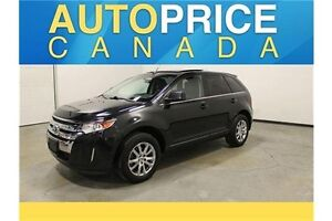 2011 Ford Edge Limited Limited|NAVI|PANOROOF|LEATHER