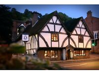 Kitchen Porter, Chef de Partie & Front of House Staff Required - Chesil Rectory, Winchester
