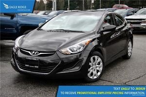 2015 Hyundai Elantra Sport Appearance Heated Seats and Air Co...