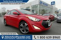 2013 Hyundai Elantra SE W/- NAVIGATION SYSTEM & LEATHER SEATS