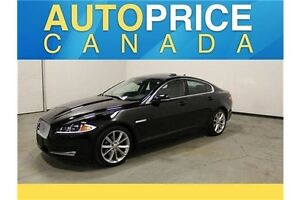2014 Jaguar XF 2.0L 2.0L|NAVIGATION|MOONROOF|LEATHER