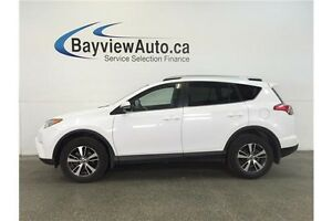 2016 Toyota RAV4 XLE- AWD! SUNROOF! PWR LIFTGATE! HEATED SEATS!