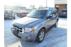 2008 Ford Escape XLT XLT*4X4*LEATHER