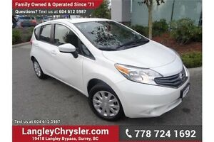 2015 Nissan Versa Note 1.6 SV W/ POWER ACCESSORIES & A/C