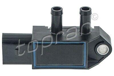TOPRAN Sensor, Abgasdruck  u.a. für AUDI, SEAT, SKODA, VW