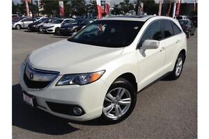 2015 ACURA RDX - AWD - LEATHER - GPS - REARVIEW CAMERA - SUNROOF