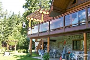 Spectacular waterfront property with large home 199022