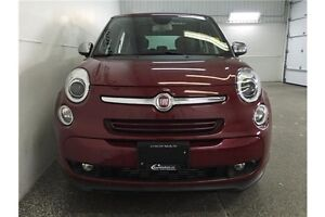 2015 Fiat 500L LOUNGE- TURBO! SUNROOF! LEATHER! NAV! U-CONNECT! Belleville Belleville Area image 4
