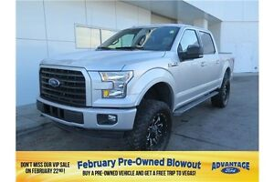 2015 Ford F-150 XLT Trailer Tow.