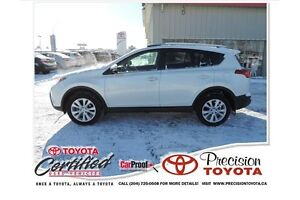 2015 Toyota RAV4 Limited Navigation, 2 Way Command Start