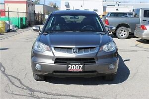 2007 Acura RDX Base | ONLY 103K + Sunrooof+ CERTIFIED + E-Tested Kitchener / Waterloo Kitchener Area image 11