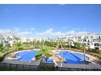 Stunning Choice of 2 apartments on the 5* La Torre Golf Resort Costa Calida Spain