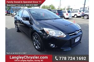 2013 Ford Focus SE w/ Sunroof & Heated Seats