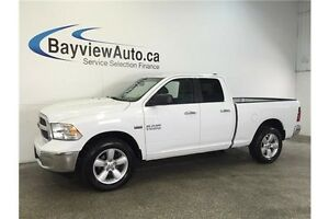 2016 Dodge RAM 1500 SLT- HEMI! QUAD CAB! 6' BOX! BLUETOOTH!