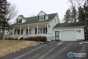 Lovely 4 bed/2.5 bath Cape Cod style home with lots of privacy.