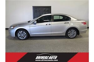 2011 Honda Accord EX-L V6 V6, SUNROOF, LEATHER, LOW KMS