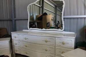 Queen Ann French Provincial Furniture. PICKUP ONLY Murray Bridge Murray Bridge Area Preview
