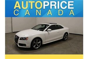 2012 Audi A5 2.0T Premium Plus S-LINE|LEATHER|PANOROOF