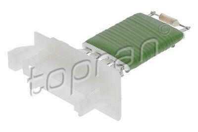 TOPRAN Widerstand Innenraumgebläse 409 696 für MERCEDES A-KLASSE W168 VANEO 414