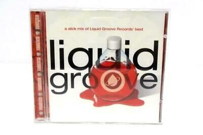 Liquid Groove A Slick Mix of Liquid Groove Records Best Twisted America CD