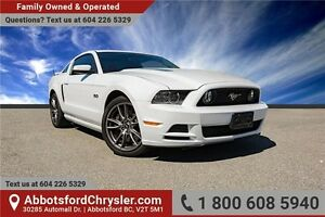 2014 Ford Mustang GT 5.0L Track Pack W/ Bluetooth