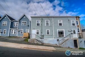 Renovated income property near downtown