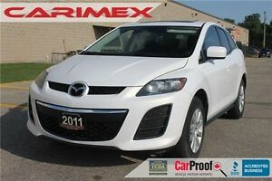 2011 Mazda CX-7 GX GX | Sunroof | Leather | CERTIFIED