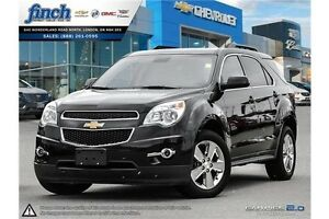 2014 Chevrolet Equinox 2LT 2LT|FWD|LEATHER|SUNROOF|PIONEER|BL...