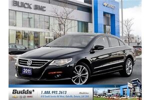 2011 Volkswagen CC Sportline SAFETY AND E-TESTED