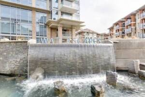 $1350 / 1br - NEWLY RENOVATED - 1 Bedroom & Den @ WATERSCAPES -