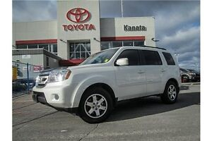 2011 Honda Pilot Touring Touring 4WD 5-Spd AT with DVD