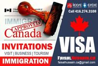 Canadian Immigration, Visas and Citizenship Services