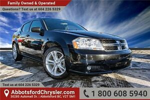 2012 Dodge Avenger SXT ACCIDENT FREE!