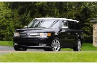 2009 Ford Flex Limited ; Heated Leather Seats!