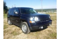 2013 Jeep Patriot Sport/North 4x4 Low payments!