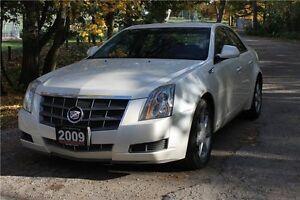 2009 Cadillac CTS 3.6L 3.6L | CERTIFIED