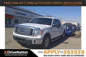2010 Ford F-150 XLT 4X4 Crewcab Truck Financing Available